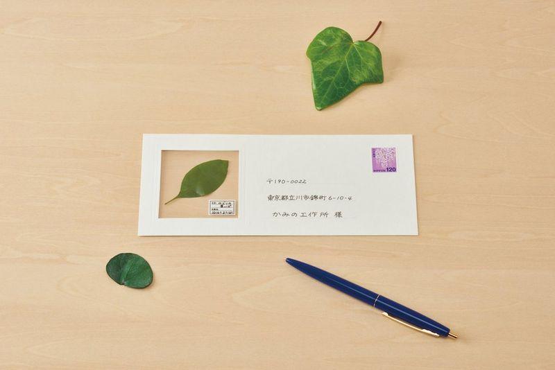 Natural Keepsake Postcards