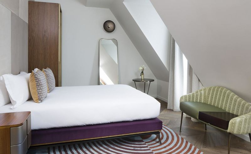 Bright Parisian Boutique Hotels