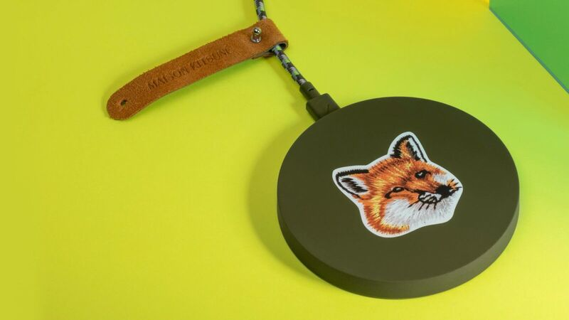 Fashion-Branded Wireless Chargers