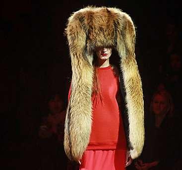 Monstrous Furry Headdresses