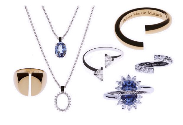 Modern Gem Jewelry