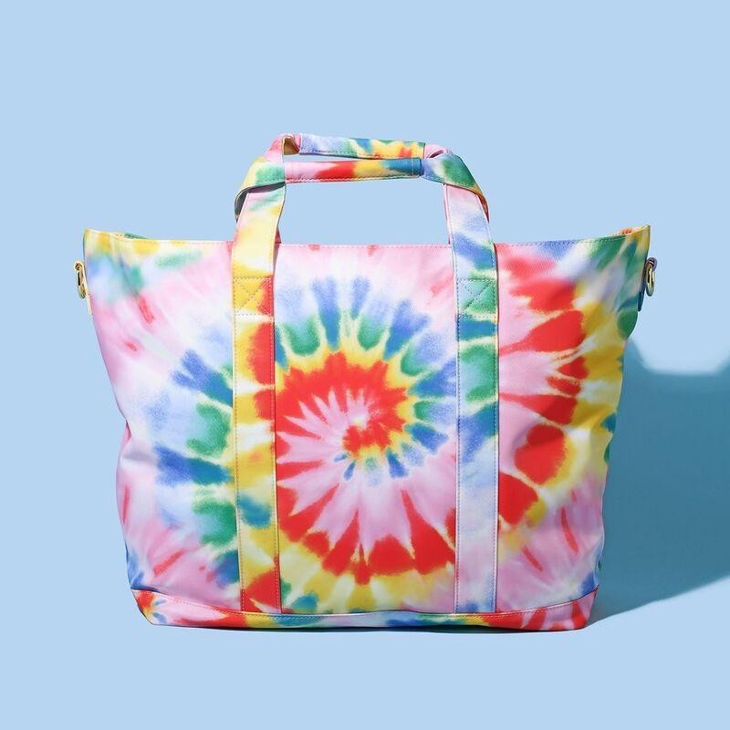 Vibrant Tie Dye Bags