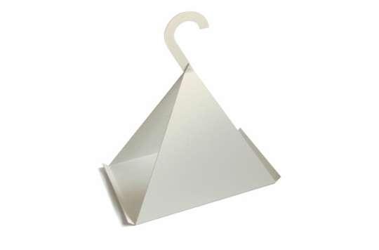 Pyramidal Wardrobe Storage