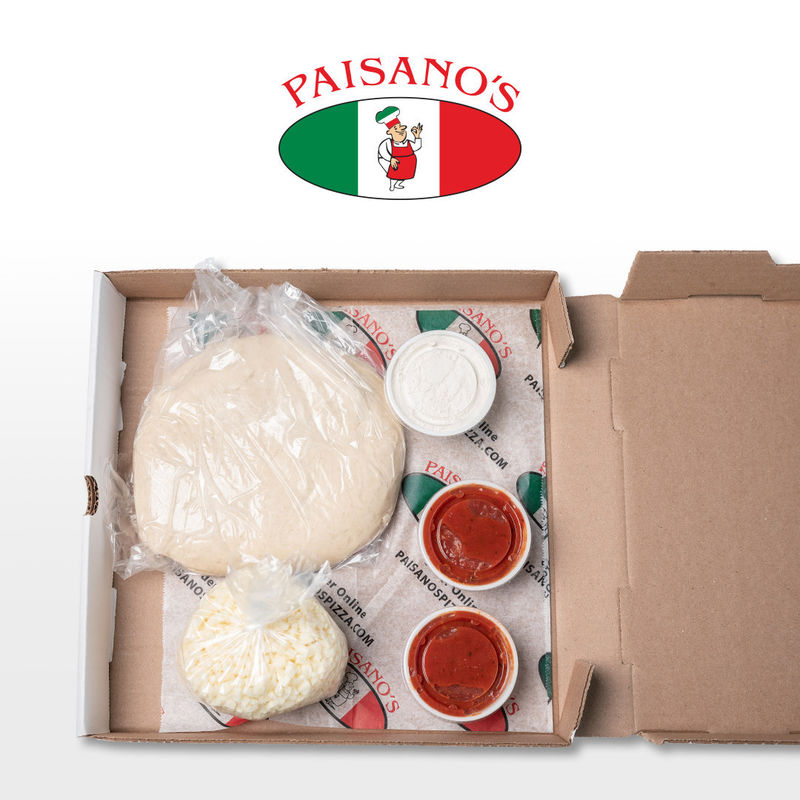 Stay-Home Pizza Kits