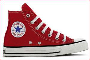 61119aca97dc Customizable Charity Shoes  The Converse  Make Mine (RED)  Campaign ...