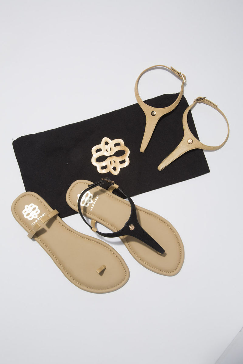 Customizable Sandals