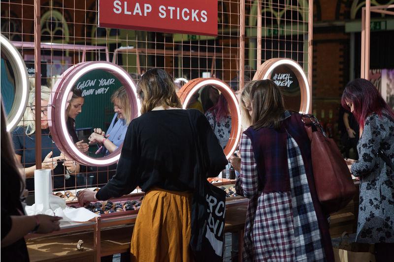 Zero Waste Makeup Counters