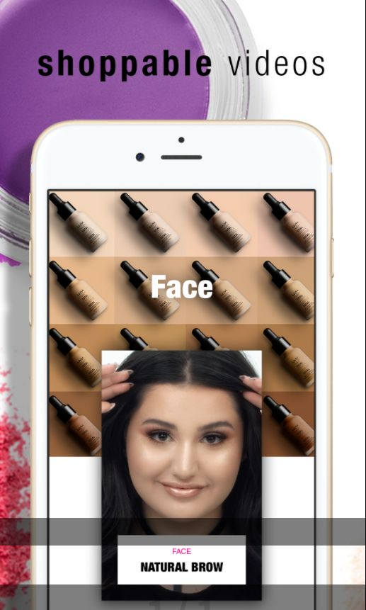 User-Focused Makeup Apps