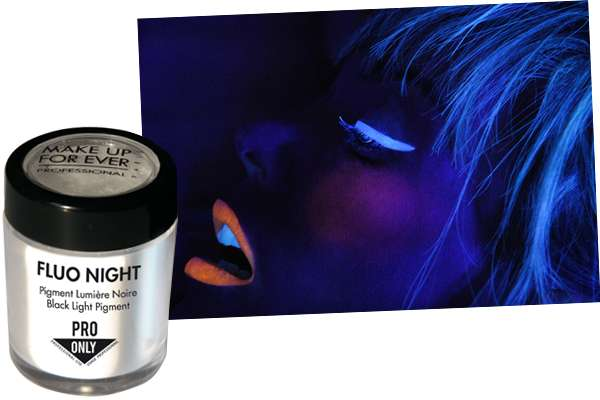 Dark Cosmetics Makeup Forever Flou Night
