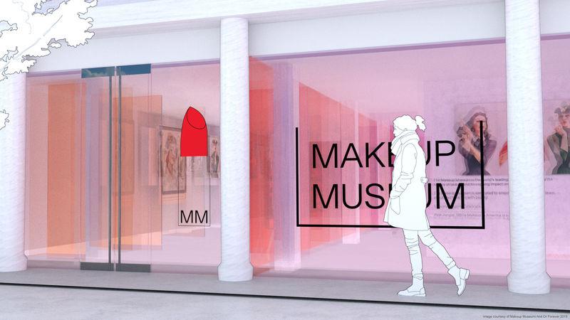 Immersive Makeup Museums