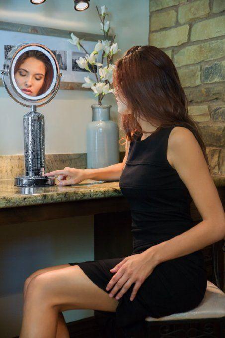Cooling Makeup Vanity Mirrors