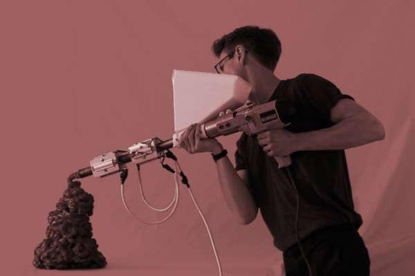 Furniture-Materializing Guns