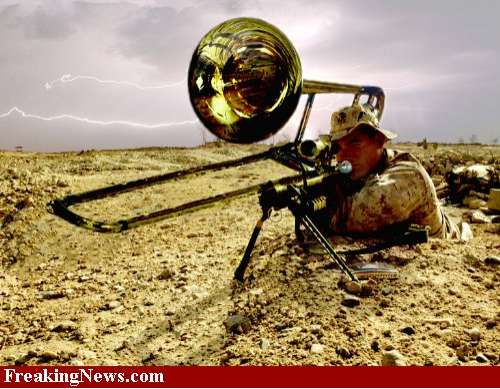 Musical Weapons Wickedly Cool Instruments