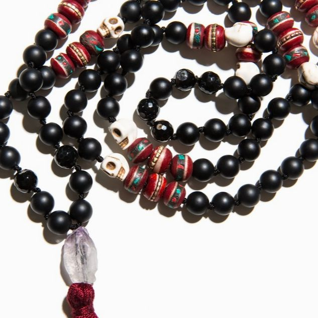 Luxurious Prayer Necklaces