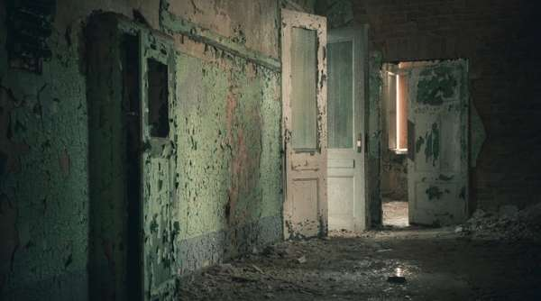 Abandoned Sanatorium Photography