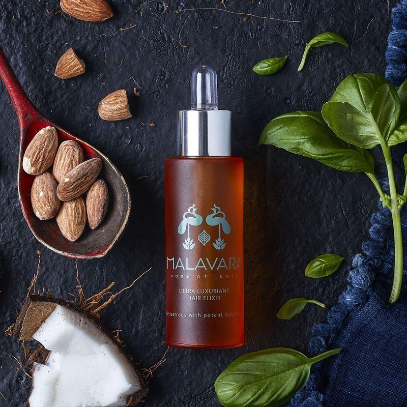 Ayurvedic Hair Elixirs
