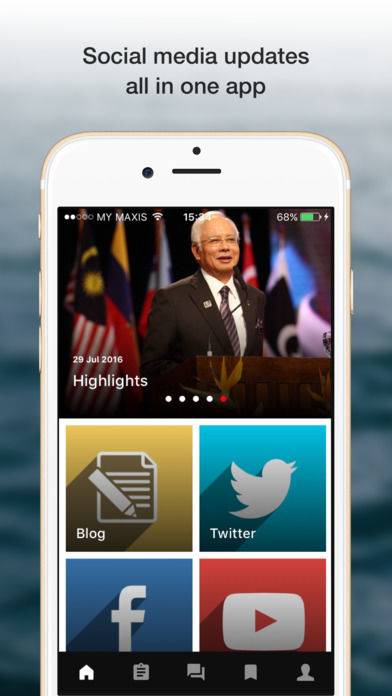 Connective Politician Apps