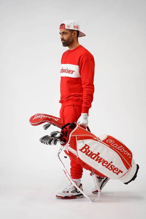 Beer-Inspired Golf Apparel