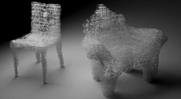 Disintegrating Furniture