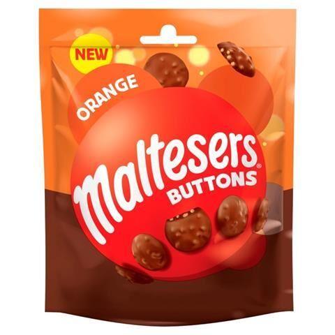 Citrusy Chocolate Button Bites