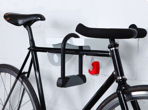 Elegant Ledge Cycle Stands