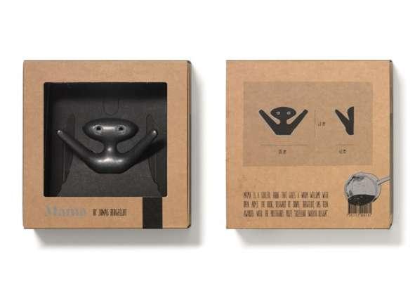 Cute Cardboard Branding