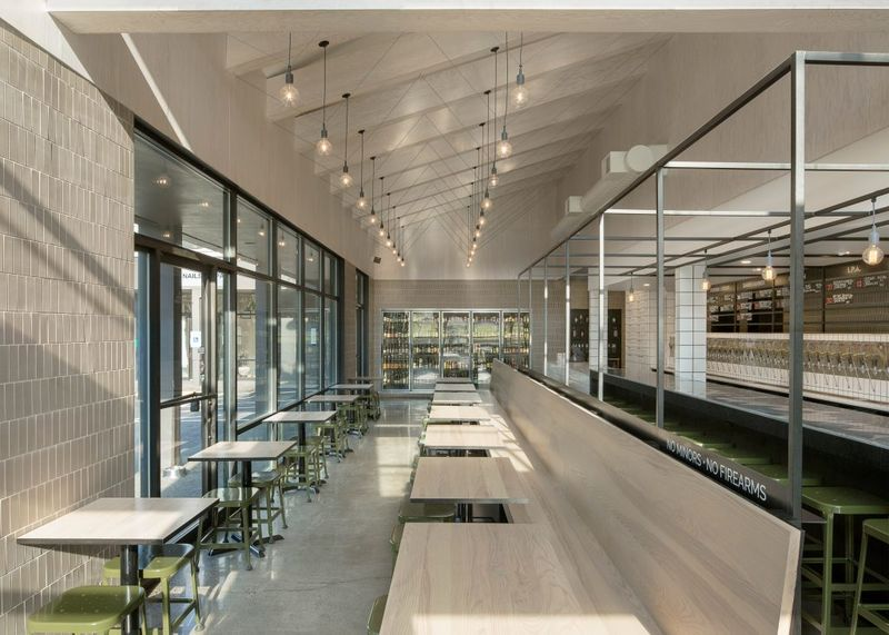 Divided Restaurant Designs