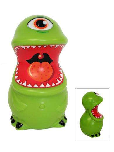 Naughty Monster-Mouthed Toys