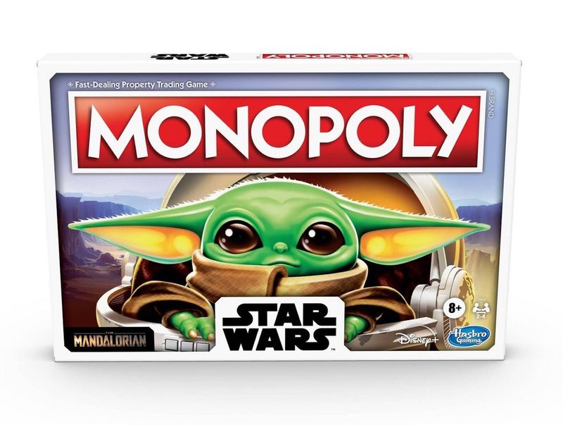 Cutesy Sci-Fi Board Games