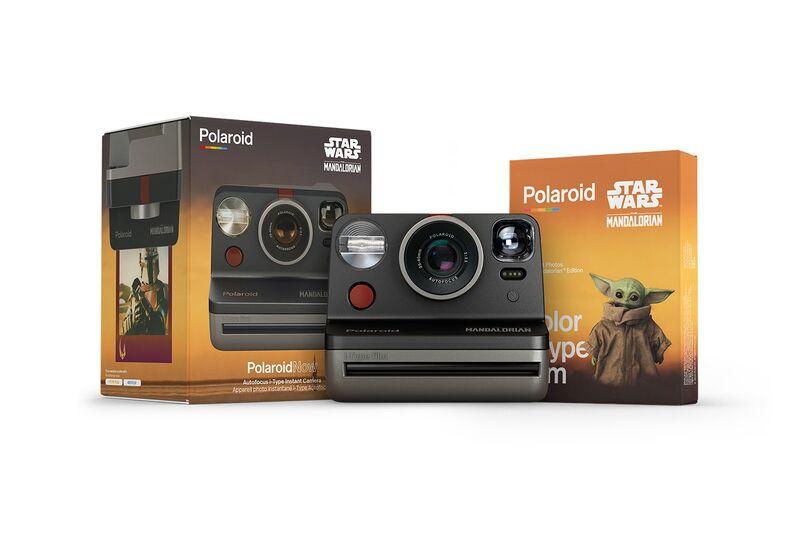 Franchise-Themed Polaroid Cameras