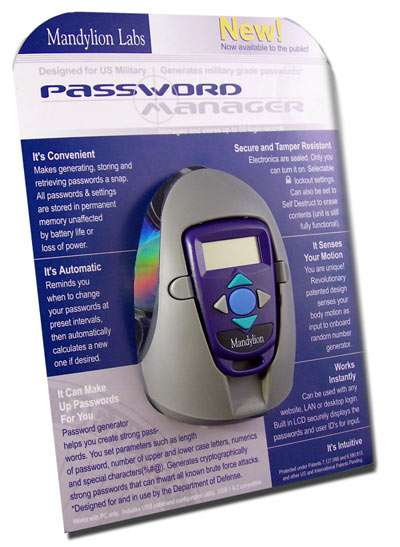 Military Grade Password Managers
