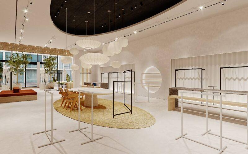 Energy-Efficient Fashion Stores