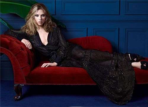 Lounging Celeb Campaigns