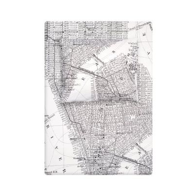 Cityscape Bed Covers