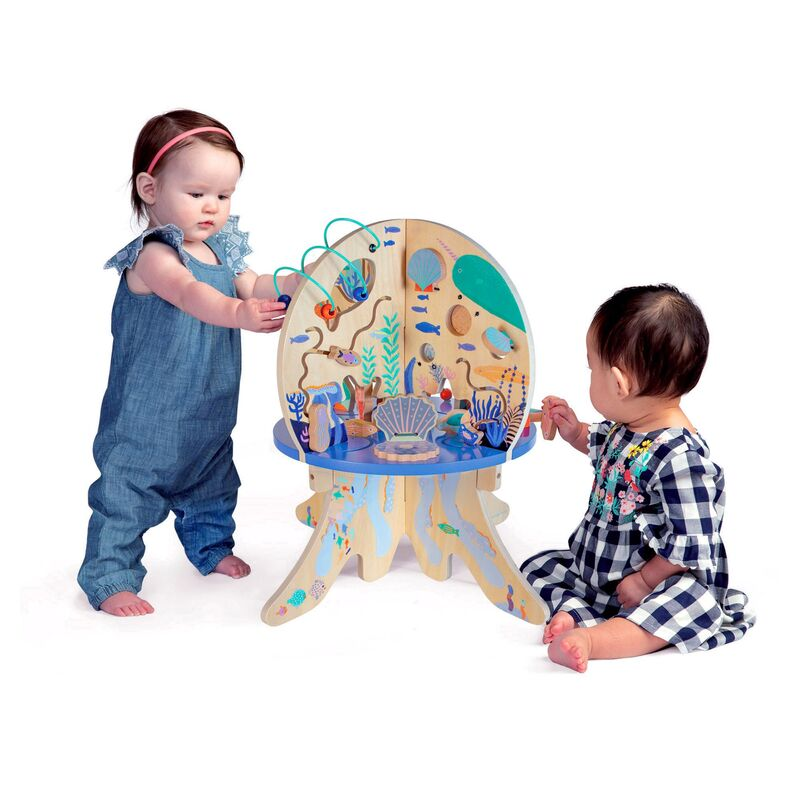 Woodwork Toddler Activity Toys