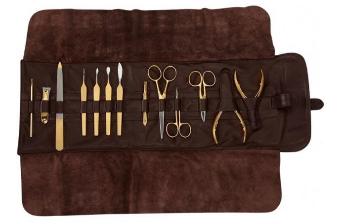 Gilded Manicure Sets