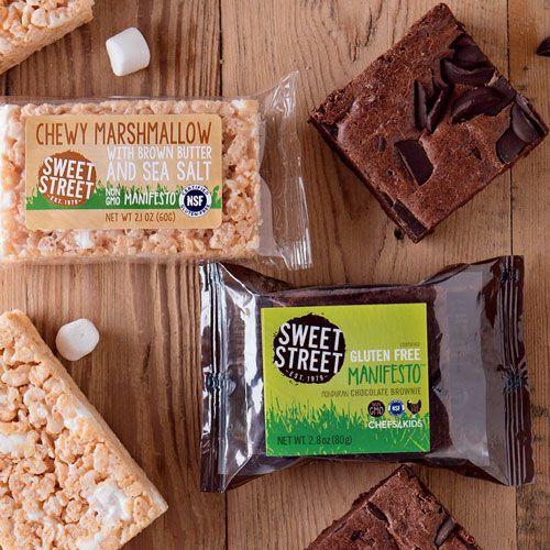 Prepackaged Additive-Free Cookies