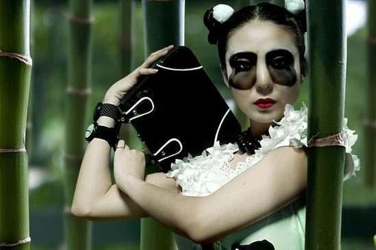 Panda Eyeshadow