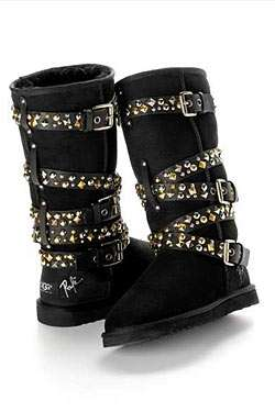 Designer Charity Boots