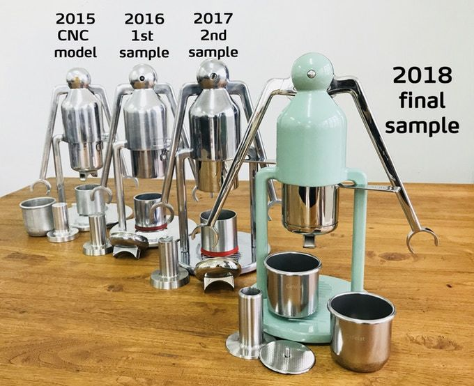 Manual Espresso Coffee Makers