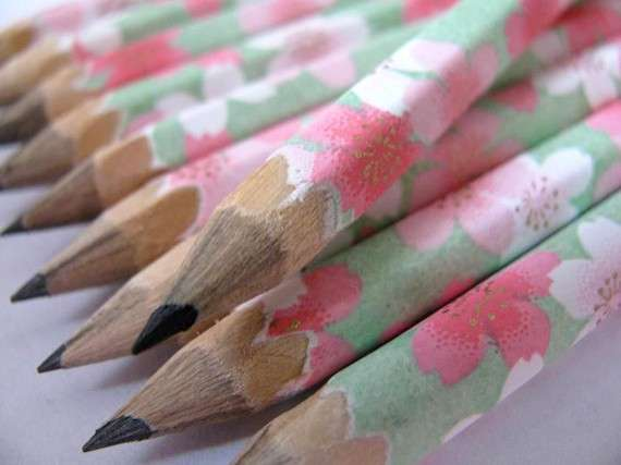 Delicate Floral Stationary
