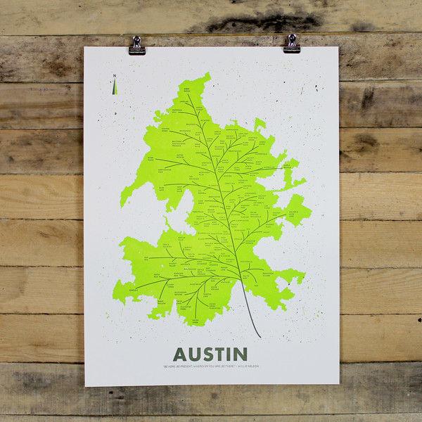 Leafy Urban Decals