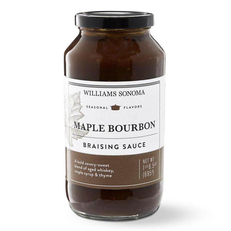 Maple Bourbon Braising Sauces