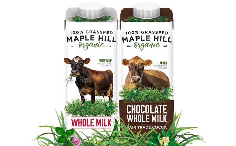Single-Serve Shelf-Stable Milks