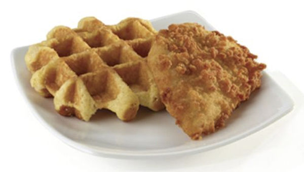 Chicken and Waffle Breafkasts