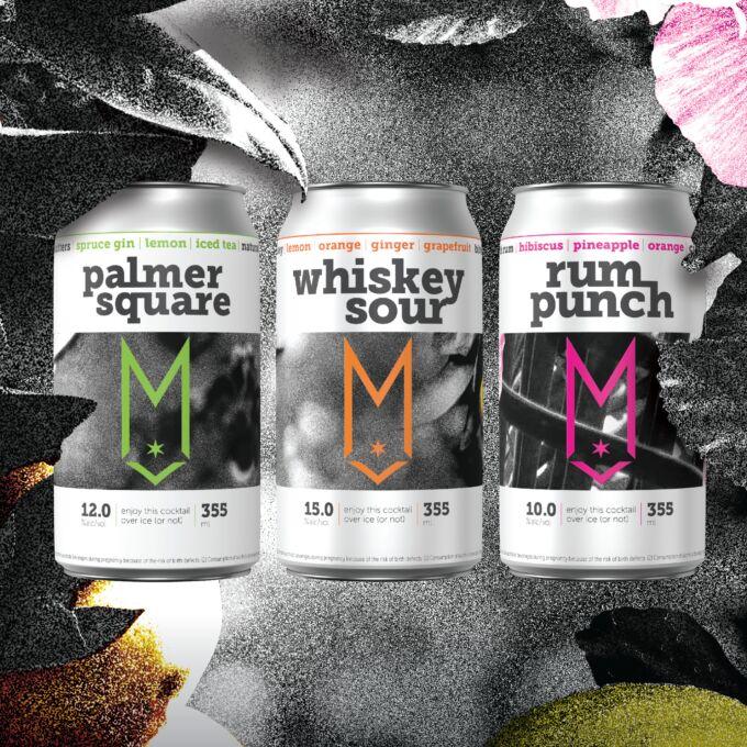 Premium Distillery Cocktails
