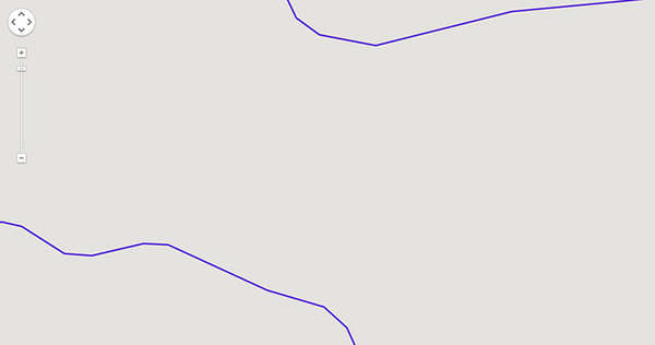 Re-Interpreted Google Map Artworks