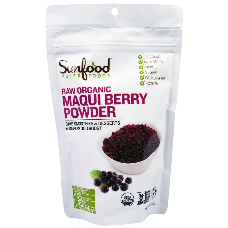Maqui Berry Powders