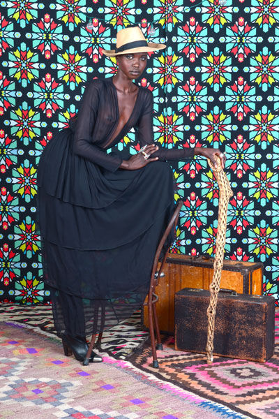 Vivacious African-Inspired Prints