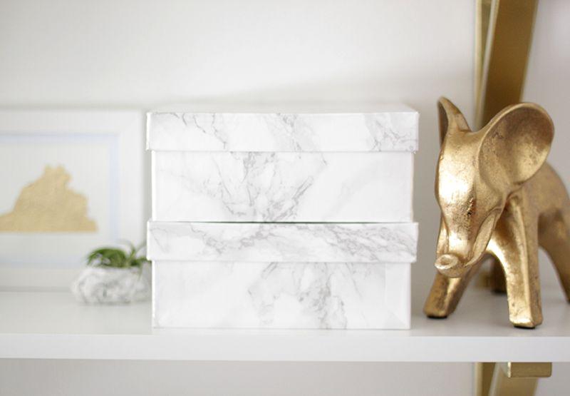 Marble Box DIYs